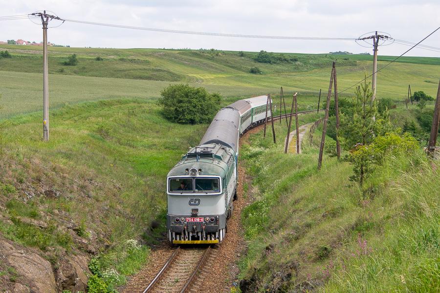 240 Brno - Jihlava